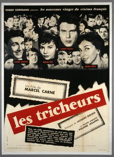 Youthful Sinners (1958) Les tricheurs (original title)