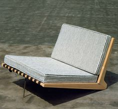 George Nelson & Associates; Experimental  Chair, 1953.