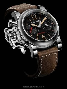 GRAHAM Chronofighter Oversize Fortress