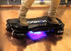Hendo Hoverboards – World's First REAL Hoverboard