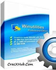 WinUtilities Professional Edition Crack 13.21 with License Key Full is the perfect PC optimization tool.Download Crack, Patch, License Key, Keygen from here