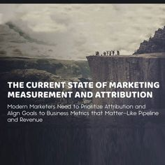 Measuring your marketing efforts goes hand in hand with the mission that marketing is no longer a cost center. 2018 marketing arrived to be recognized as a profit center. However, Marketing Measurement and Attribution will get key in 2018.  Digital Marketing is not anymore like traditional Marketing, now Marketers need a proof of their investment.   #AttributionModeling #MarketingSmarter #Measurement #Metrics #ROI #digitalmarketing
