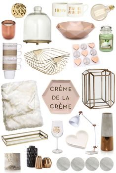 abbzzw   personal style and lifestyle blog: my christmas wish list #2: home decor