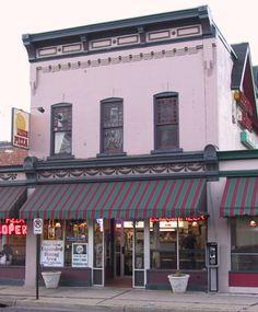 Lehigh Pizza on 3rd Street in Bethlehem