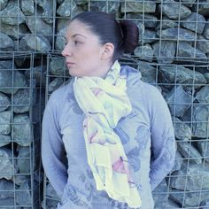 Countrylife Scarves - Dragonflies | Hip Angels #Scarves_Wholesale #Wholesale_Scarves #Elemental_Scarves #Dragonflies_Scarves