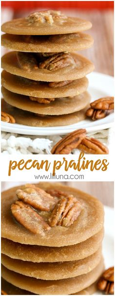 Homemade Pecan Prali