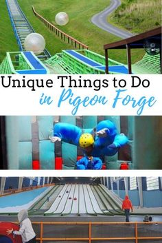Unique Things to Do in Pigeon Forge - Adventure Mom Unique things to do, places to eat, museums and Gatlinburg Vacation, Tennessee Vacation, Gatlinburg Tn, Gatlinburg Tennessee Attractions, Pigeon Forge Attractions, Pigeon Forge Tennessee Cabins, Stuff To Do, Things To Do, Senior Trip