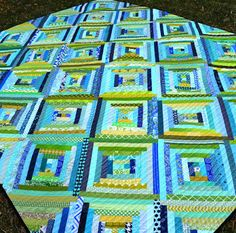 Happy Quilting: Kismet - A Finished Quilt!!