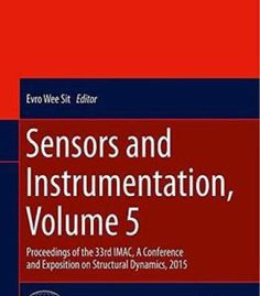 Sensors And Instrumentation Volume 5 PDF