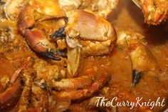 #seafood #crabs #food #cooking  We love cooking at home and curry crab is a favourite dish