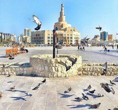 Good Morning #Doha #Qatar @mustafadafallah TAG your Photos  #Qatarism