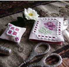 Hardanger Christmas Ornament -Embroidery Pattern via Makerist