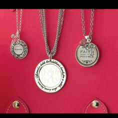 Initial Outfitters necklaces  http://www.initialoutfitters.net/KRISTASTEENO/