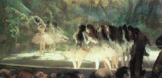 Ballet at the Paris Opera, Edgar Degas
