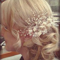 Blonde Soft Side Curls