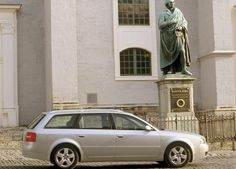 2001 Audi A6 Avant