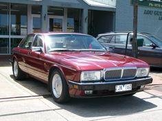 1994 Daimler XJ40 4L Saloon