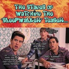 "Yeah, not one of my best edits 😂😂😂 But let's be honest, though. THAT ""SLEEPWALKER"" TEASER IS TOO GOOD FOR WORDS!!!! JUST A FEW MORE DAYS!!! 🔥🔥🔥 #edit #mine #sleepwalker #epic #excited #happy #YAY #soproudofhim #logiebear #mybaby #amazing #awesome #bigtimerush #rusher #btr #kendallschmidt #jamesmaslow #carlospena #loganhenderson #rusherforever #thankyouforexisting #stanbigtimerush #bigtimereunion #WaitingForBigTimeRush"