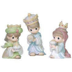 Precious Moments® 3-Piece Mini Kings Set