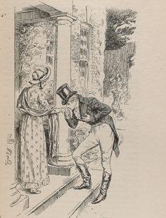 Jane Austen -  Works  Illustrated by Hugh Thomson