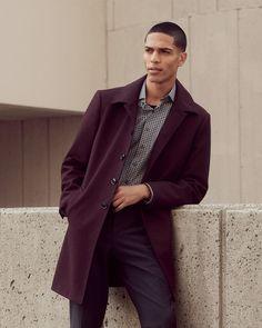 Shop all work wear essentials Mens Fashion Suits, Men's Fashion, Office Fashion, Streetwear Jackets, Smart Casual Menswear, Mens Clothing Styles, Work Wear, Essentials, How To Wear