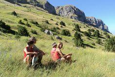 Having a break. Trekking, Greece, Mountains, Nature, Travel, Naturaleza, Trips, Viajes, Traveling