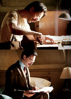 Boardwalk Empire. One of My favorite characters. Richard Harrow. Jack Huston. HBO