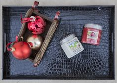 Cracker Barrel Last Minute Holiday Gift Guide - Yankee Candles and Fragrance Spheres!