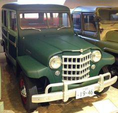1946 Willys Station Wagon 475 44