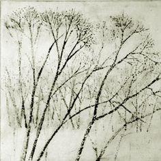 "Grafik Thorlacius, Birgitte Sukkerakvatinte - ""Vinter"" Graphics, Abstract, Artwork, Outdoor, Summary, Outdoors, Work Of Art, Graphic Design, The Great Outdoors"