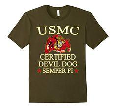 Men's USMC Marines Flag Certified Devil Dog Shirt by Rang... https://www.amazon.com/dp/B01M07QDUV/ref=cm_sw_r_pi_dp_x_FxP6xbD6BM818
