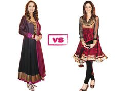 What's common between the wardrobes of Katrina, Madhuri, Aishwarya and Sonakshi? The anarkali! These divas have made several appearances in anarkalis and we tell you how to pick a length that is perfect for you