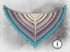 """I made this design from the principle of """"embracing the process"""" and almost didn't change anything as the work progressed. Completed it in one day. I really wish I were able to keep the same attitude with life in general, but I guess that probably takes a whole life's experience to get to that point….Luckily, being able to crochet takes me one little step closer :)"""