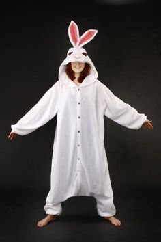 Rabbit Kigurumi Cushzilla Animal Adult Anime Costume Pajamas Real Reviews