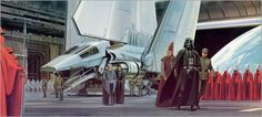 Discover a selection of 100 unforgettable concept art made by Ralph Angus McQuarrie for Star Wars Ralph Angus McQuarrie was an American conceptual designer