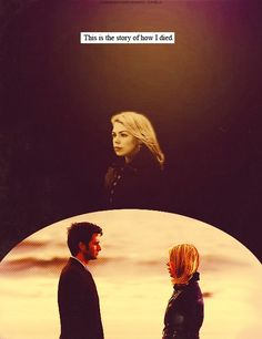 so sad! #drwho #rosetyler #doomsday