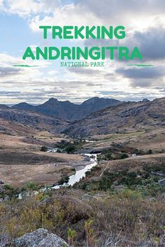 Climbing Pic Boby and trekking Andringitra National Park