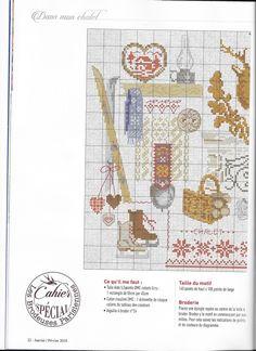 magazine Creation Point de Croix 55 V.Enginger