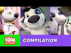 Talking Tom and Friends - Top 5 Talking Hank Moments - YouTube