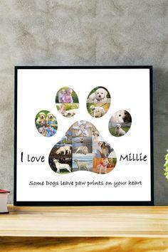 Pet loss gifts Dog gift Sausage dog French bulldog Beagle