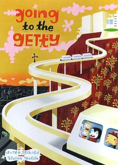 Going to the Getty by J.otto Seibold and Vivian Walsh // The Getty Store