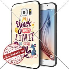 Samsung Galaxy S6 Ratatouille Inspire Quotes Cell Phone Case Shock-Absorbing TPU Cases Durable Bumper Cover Frame Black Lucky_case26 http://www.amazon.com/dp/B018KOQFLK/ref=cm_sw_r_pi_dp_WU7Awb1JZTWFE
