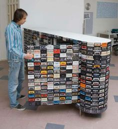 cassettes als erfgoed: reuse