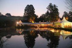 Sommerfest am Teich! #Gartensommer #Kulinarik ©Triad