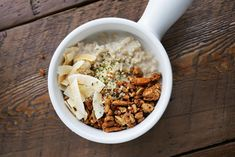 Make one batch of Paleo Granola and make it last all week. Here's how.