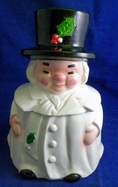 1000 Images About Antique Cookie Jars On Pinterest