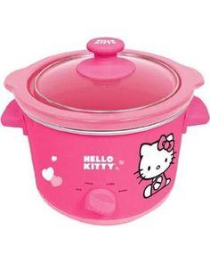 Sakar Hello Kitty Slow Cooker from Walmart | BHG.com Shop