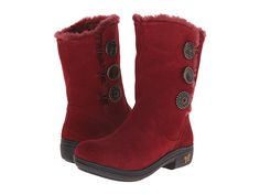 Alegria Nanook Red Licorice - 6pm.com