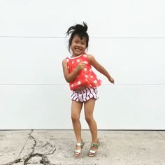 """""""Relaaaax. It's the holiday. There's nothing to worry about, Mom."""" ❤👧🏾 Little #ladymaker & words via the fabulous @ohjoy • Hope everyone had a great long weekend! ✌️🇺🇸 #fourthofjuly #girlpower #wisewords #danceitout"""
