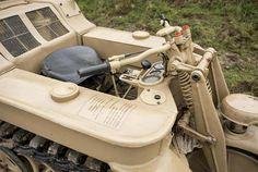 GALERIE: Válečná pásová motorka NSU HK-101 Kettenkrad míří do aukce | FOTO 3 | auto.cz